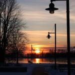 St. Lawrence Sunset