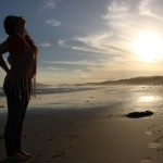 Sunset on Lighthouse Beach, Port Macquarie