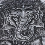 Balinese Elefante