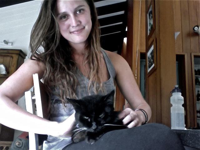 bonnie cat